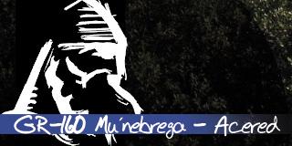 Camino del Cid, Munébrega - Acered