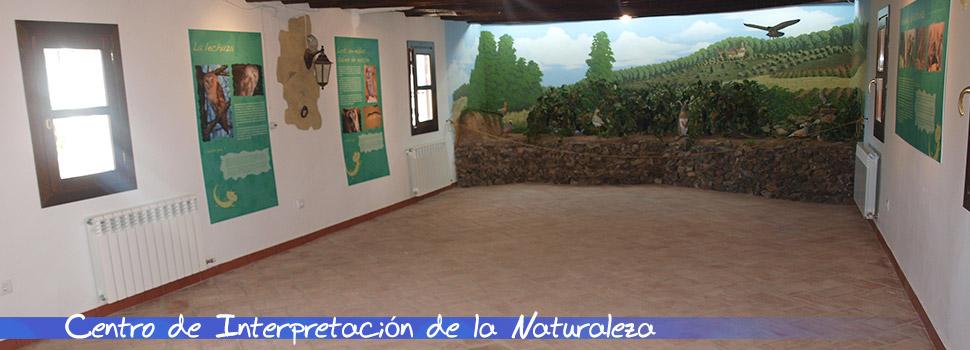 Centro de Interpretación de la Naturaleza, Munébrega