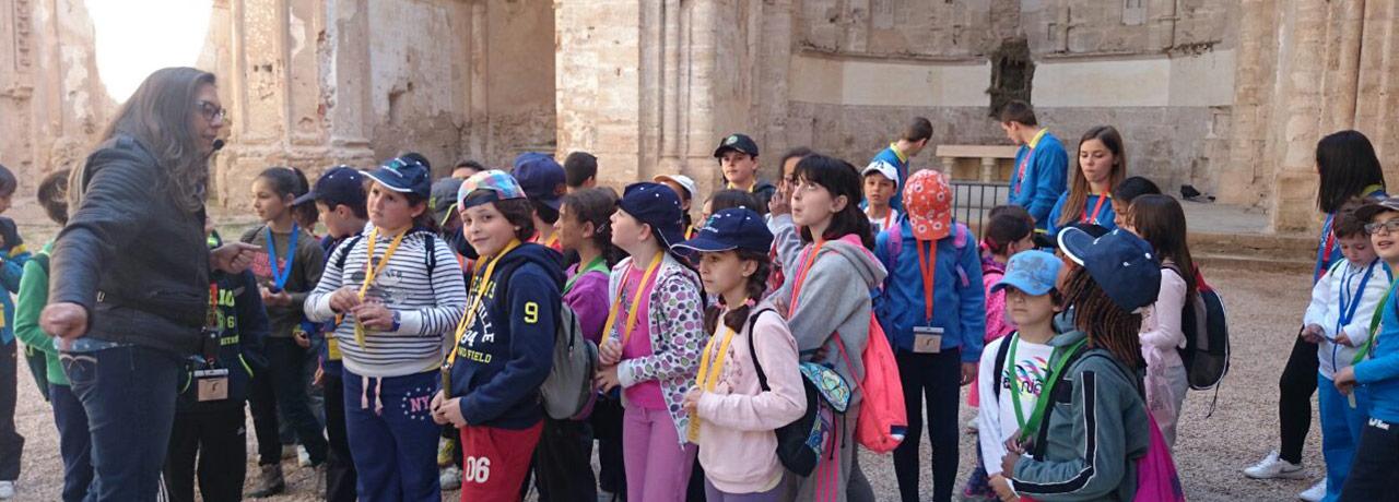 Actividades para Colegios Calatayud