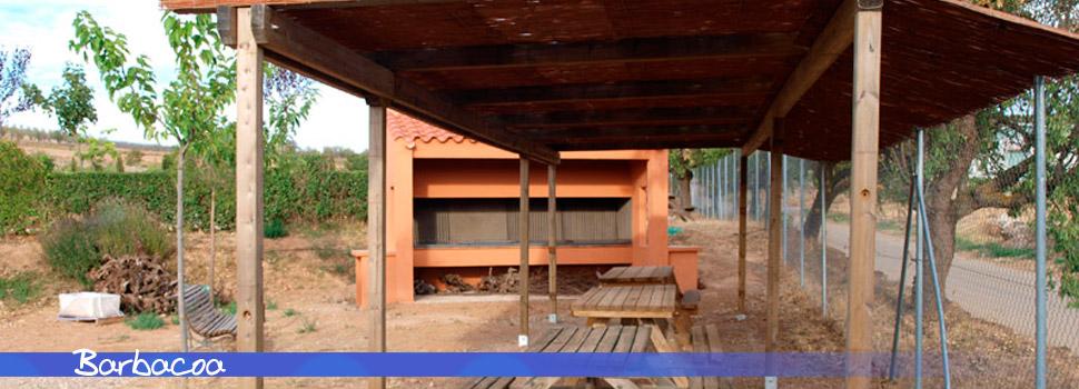 Zarandilla, Barbacoa, Munébrega