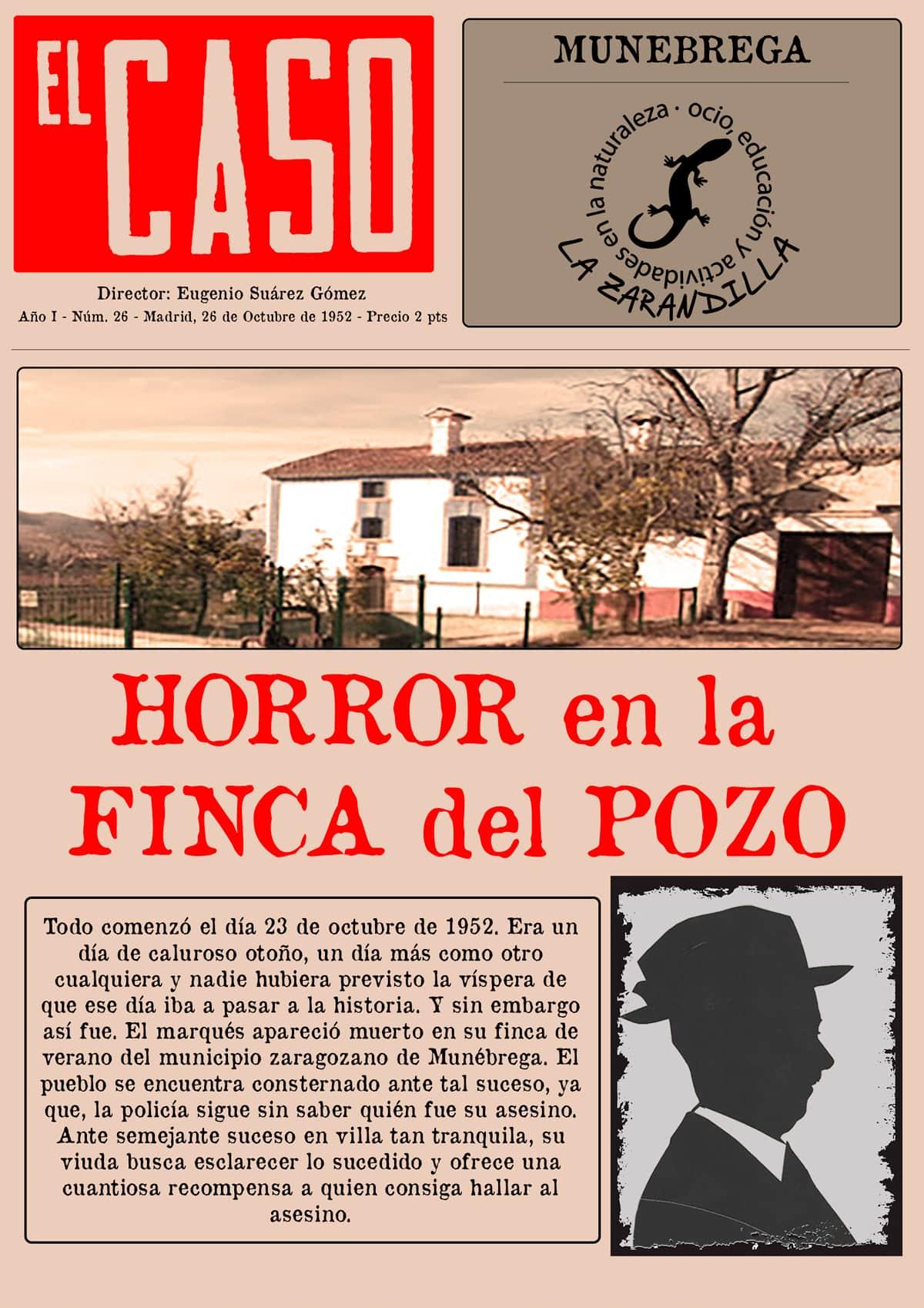 Escape Room. La Zarandilla